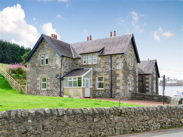Gilkerscleugh Mains Farmhouse in Lanarkshire