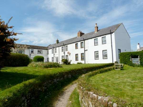 Gillie Cottage in Dumfriesshire