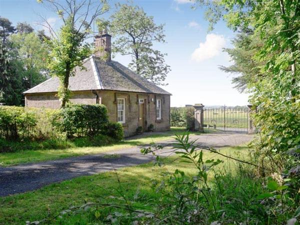 Gilminscroft Gatehouse in Ayrshire