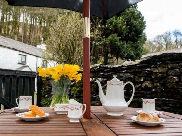 Gilpins Cottage in Cumbria