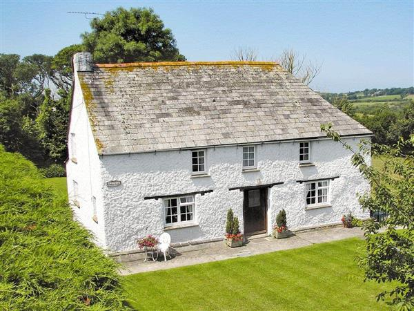 Gingers Cottage in Cornwall