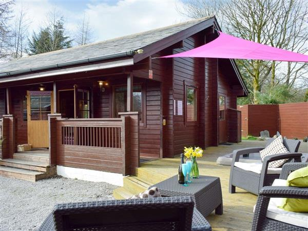 Gisburn Forest Lodge in North Yorkshire