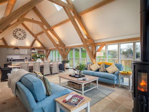 Gitcombe House Country Cottages - Gitcombe Retreat in Devon
