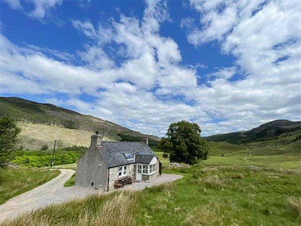 Glacour Studio in Ross-Shire
