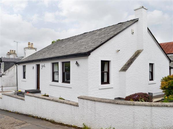 Gladneuk Cottage in Ayrshire