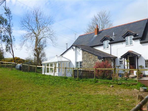 Glan Y Gors Cottage in Clwyd