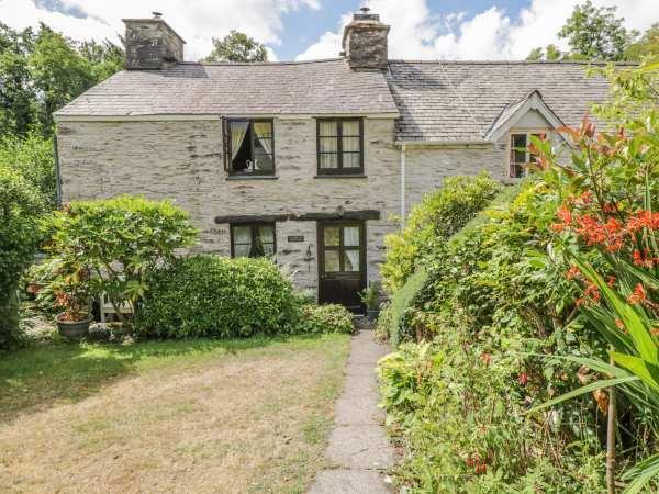 Glanrhyd Cottage in Powys