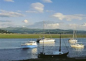 Glaslyn View in Gwynedd