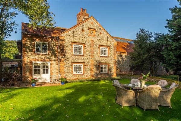 Glaven Cottage in Norfolk