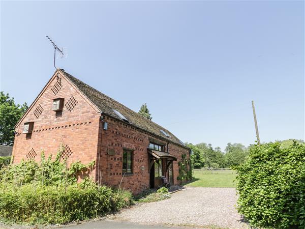Glebe Barn in Worcestershire