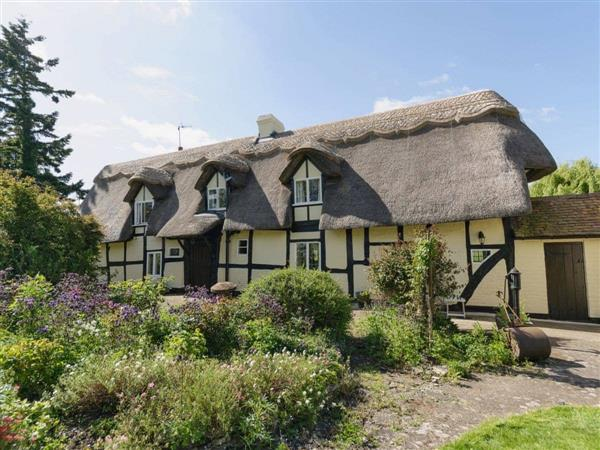 Glebe Cottage in Worcestershire