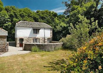 Glebe Cottage in Cornwall