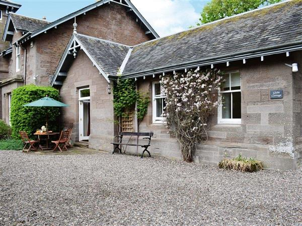 Glebe Cottage in Perthshire
