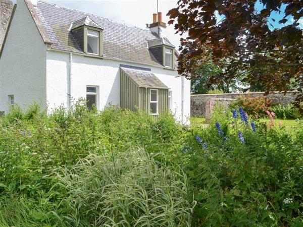 Glebe Cottage in Ross-Shire