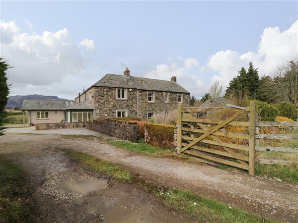 Glen Cottage in Cumbria