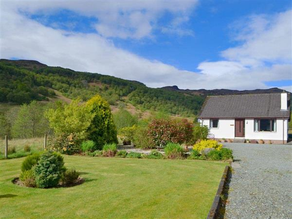 Glen View Cottage in Ross-Shire
