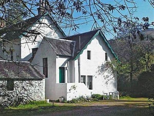Glencoe Cottage in Argyll