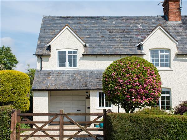 Glencoe Cottage in Worcestershire
