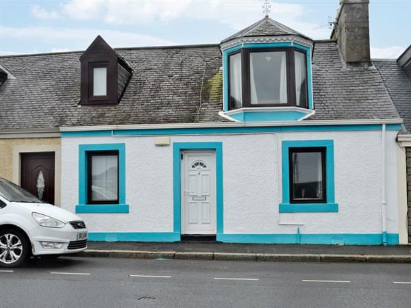Glendoune Cottage in Ayrshire