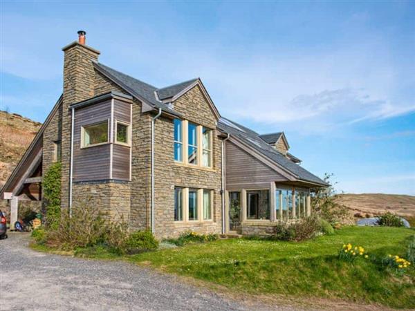 Glenhoul Brae in Kirkcudbrightshire