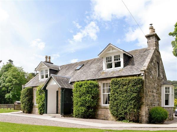 Glenkindie Estate Holiday Cottages - Brow Cottage in Aberdeenshire