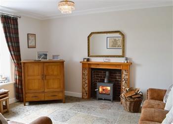 Glenlea Cottage in Kirkcudbrightshire