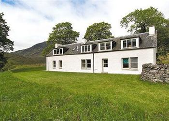 Glenmeanich Cottage in Ross-Shire