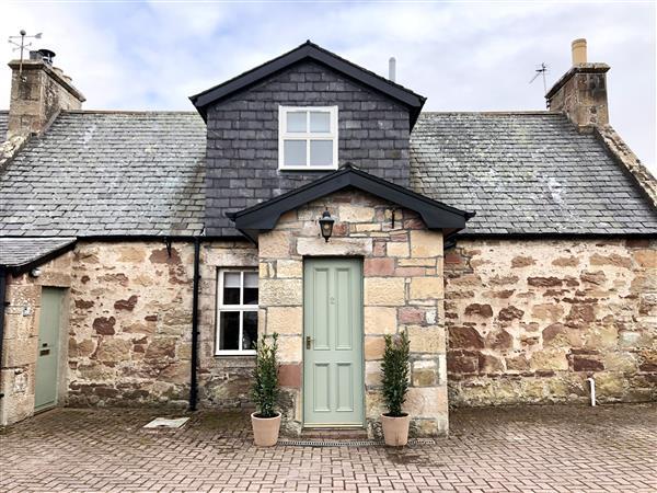 Glenmuir Cottage in Sutherland