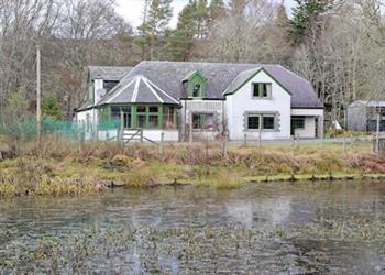 Glentruim Lodge in Inverness-Shire