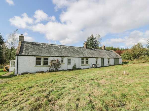 Glenwharrie Cottage in Dumfriesshire
