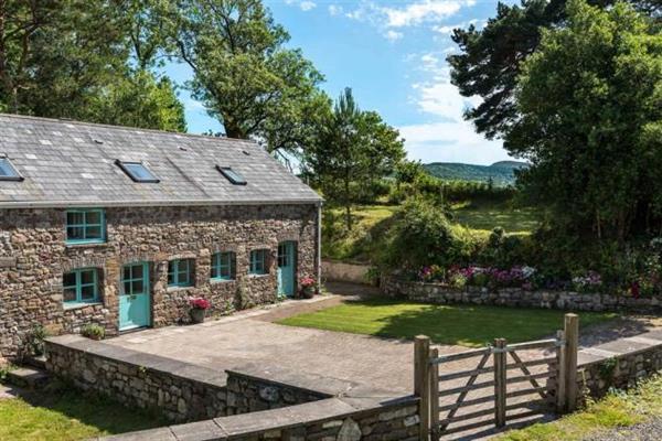 Glyn Cottage in Powys