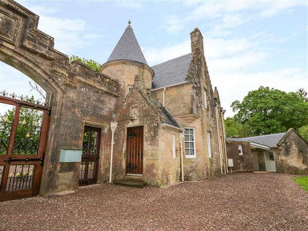 Golden Gates Lodge in Perthshire