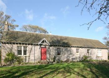 Golland Cottage in Kinross-Shire