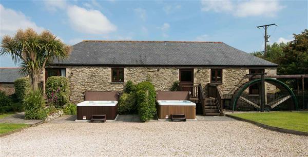 Goonwinnow Farm Cottages in Cornwall