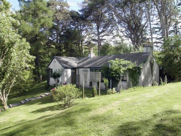 Goose Cottage in Argyll