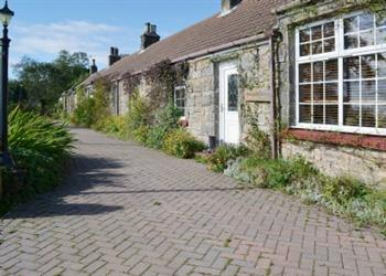 Gordons Hall Cottage in Fife