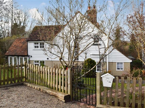 Gorse Cottage in East Sussex