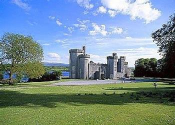 Gothic Castle Estate in Galway