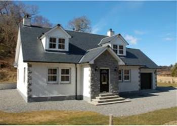 Gowan Cottage in Ross-Shire