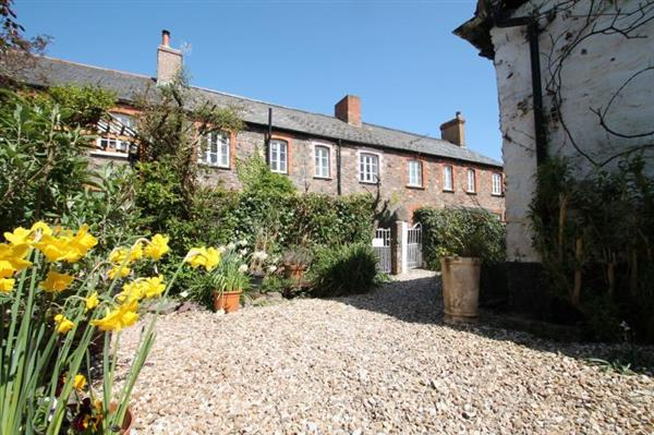 Grace Cottage in Porlock, Somerset