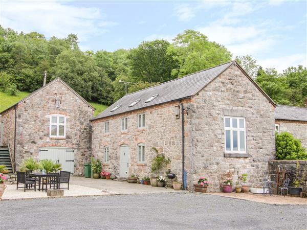 Graig Gwyn Cottage in Shropshire