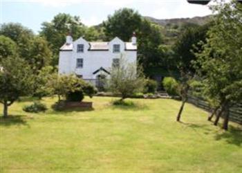 Graiglwyd Farm in Gwynedd