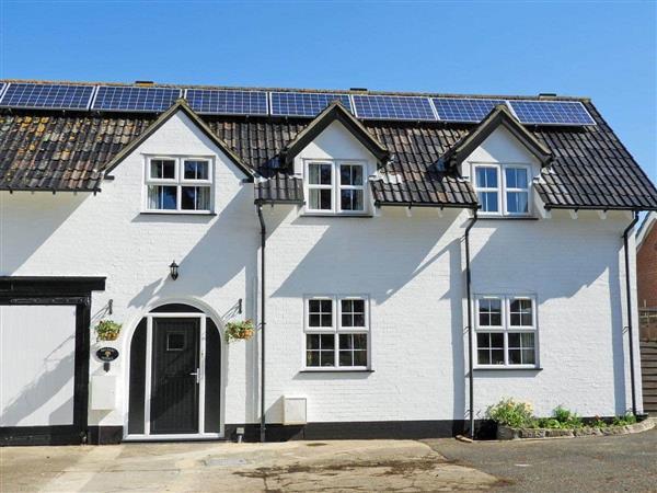 Granary Cottage in Hopton, Norfolk