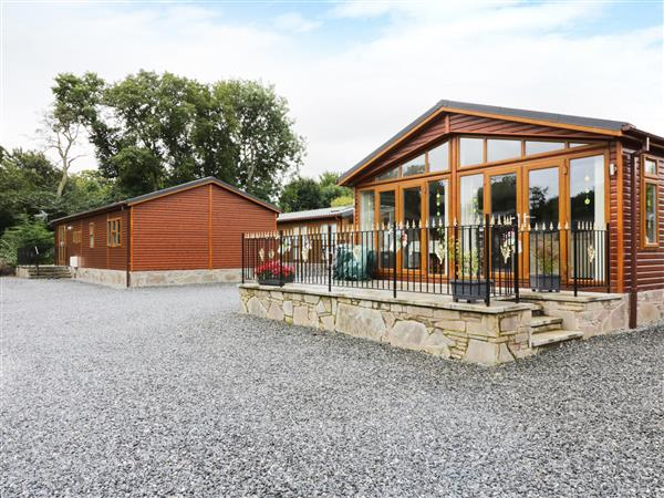 Grand Eagles Luxury Lodge Park in Perthshire
