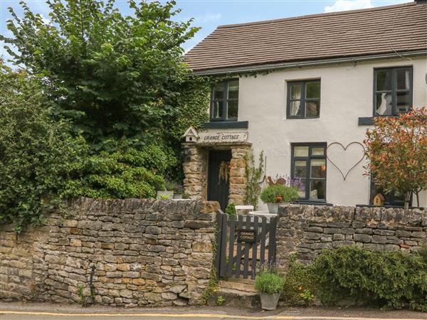 Grange Cottage in Derbyshire