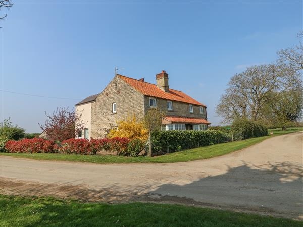 Grange Farm Cottage in Lincolnshire