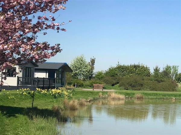 Grange Farm Park - Daisy Lodge in Lincolnshire