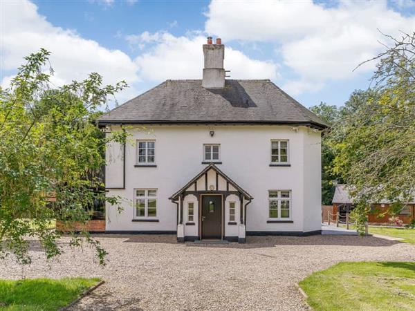 Grange Lea in Near Castle Donington, Leicestershire