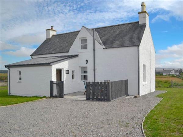 Grannys Cottage in Sutherland