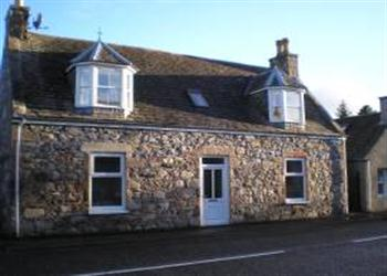 Grant House in Banffshire